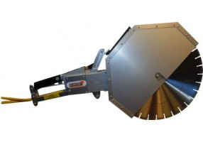 DYMATEC HS4500 HIGH FREQUENCY PRE-CUT SAW